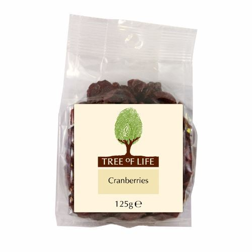 Tree Of Life | Cranberries | 1 x 125g