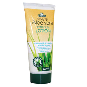 Aloe Pura | Aloe Vera After Sun Lotion | 1 x 200ml | Aloe Pura