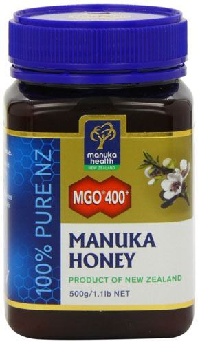 Manuka Health | Manuka Honey Mgo 400 (20+) | 1 x 500g | Manuka Health