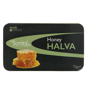 Sunita | Honey Halva | 1 X 75g. Sold By Superfood Market