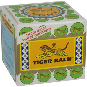 Tiger Balm | White - Regular | 1 X 19g. Sold By Superfood Market