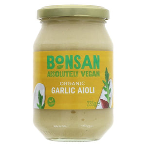 Bonsan | Vegan Aioli | 1 x 235ml | Bonsan