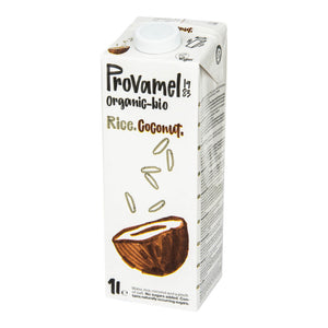 Provamel | Coconut & Rice Drink | 1 x 1l