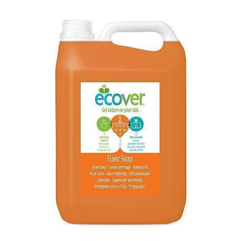 Ecover | Floor Cleaner | 5l. This Product Is :- Vegan
