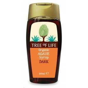 Tree Of Life | Tree Of Life Organic Dark Agave Syrup | 1 x 250ml