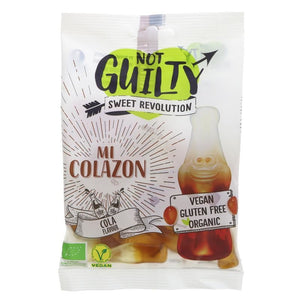 Not Guilty | Mi Colazon | 1 X 100g. This Product Is :- Gluten Free,vegan,organic