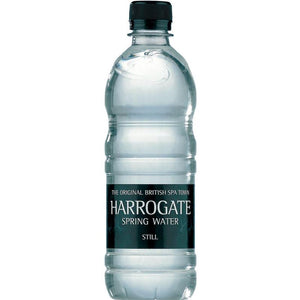 Harrogate Spring Water | Spring Water - Still | 1 x 500ml | Harrogate Spring Water