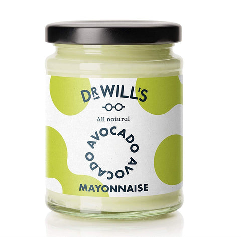 Dr Will's Limited | Dr Wills  All Natural Avocado Mayonnaise | 1 x 240g