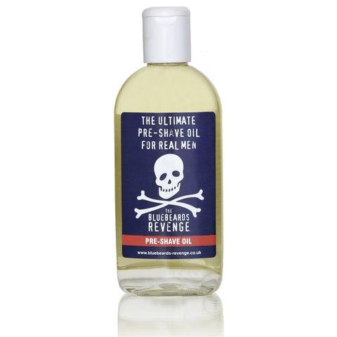 Bluebeards Revenge | Pre-shave Oil | 1 X 125ml. Sold By Superfood Market