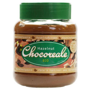 Chocoreale | Chocoreale Hazelnut Spread With Sugar | 1 x 350g | Chocoreale
