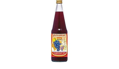 Beutelsbacher | Demeter Red Grape Juice | 1 x 750ml