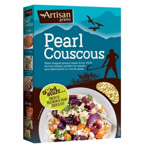 Artisan Grains | Pearl Couscous | 1 x 250g