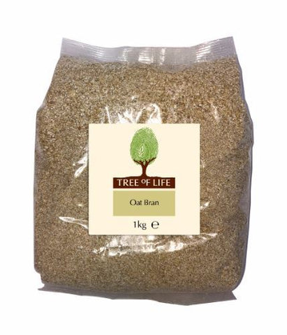 Tree Of Life | Oat Bran | 1 x 1kg