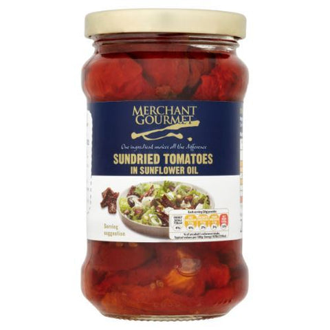 Merchant Gourmet | Sundried Tomatoes In Oil | 1 x 280g