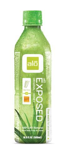 Alo | Alo Expose - Original Aloe Vera | 1 x 500ml | Alo
