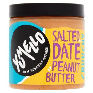 Yumello | Crunchy Salted Date Peanut Butter | 1 X 250g. Sold By Superfood Market