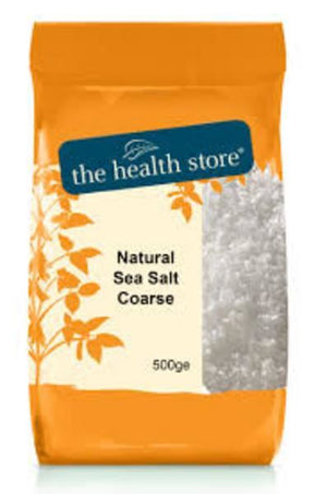 Ths Sea Salt | Ths Natural Sea Salt Coarse | 1 X 500ge. Sold By Superfood Market