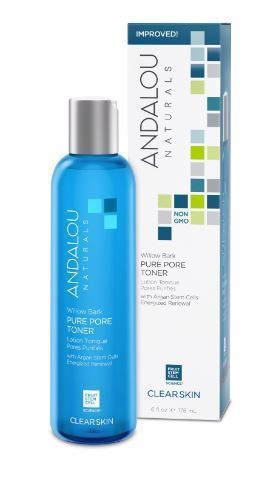 Andalou | Willow Bark Pure Pore Toner | 1 x 178ml