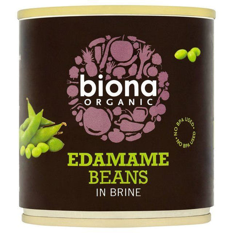 Biona | Edamame Beans | 1 X 200g. This Product Is :- Vegan,organic