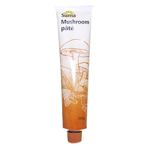Suma | Pate - Mushroom | 1 X 200g. This Product Is :- Vegan