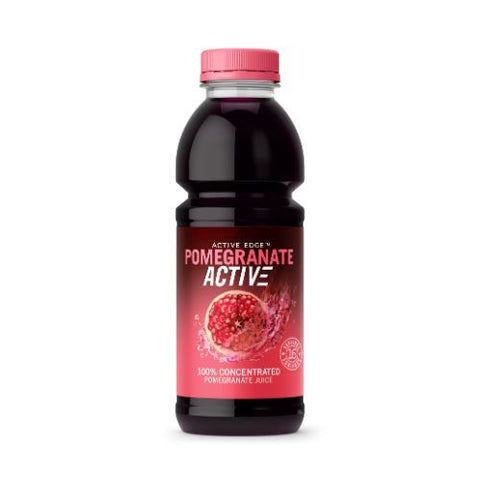 Active Edge | 100% Pomegranate Concentrate | 1 x 473ml