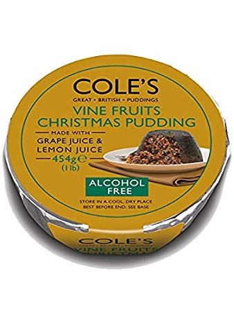 Coles Traditional Bakery | Alcohol Free Pudding | 1 X 454g. Sold By Superfood Market