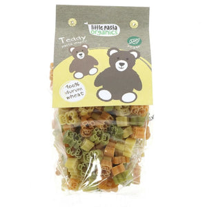 Little Pasta Organics | Teddy Bear Pasta | 1 x 250g | Little Pasta Organics
