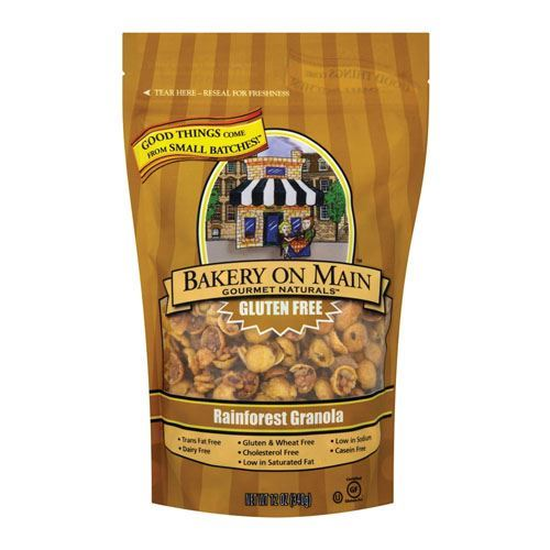 Bakery On Main | Rainforest Granola | 1 x 340g