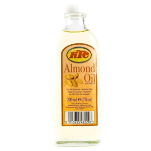Ktc | Almond Oil | 1 X 200ml. This Product Is :- Vegan