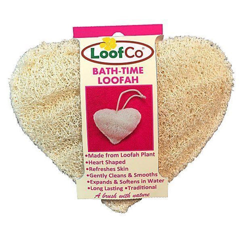 Loofco | Bath-time Loofah | 1 X 1. This Product Is :- Vegan