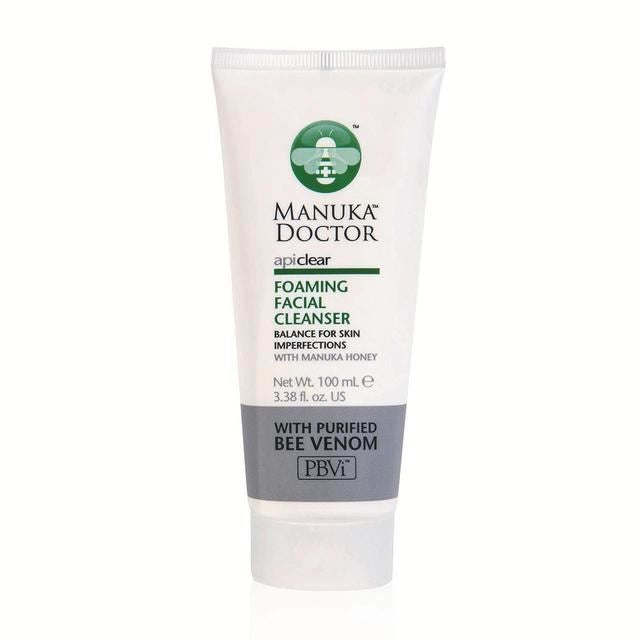 Manuka Dr | Apiclear Foaming Facial Cleanser | 1 x 100ml