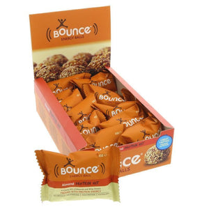 Bounce | Almond Protein Energy Balls | 1 X 45g. Sold By Superfood Market