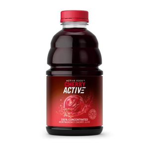 Cherry Active | 100% Montmorency Cherry Juice Concentrate | 1 x 946ml | Cherry Active