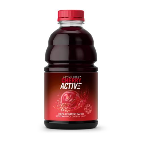 Cherry Active | 100% Montmorency Cherry Juice Concentrate | 1 x 946ml