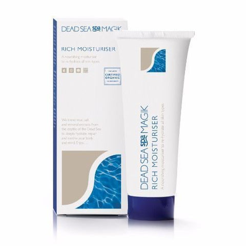 Dead Sea Spa Magik | Rich Moisturiser | 1 x 75ml