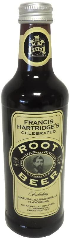Hartridges | Root Beer - Non Alcoholic | 1 X 330ml. Sold By Superfood Market
