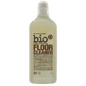 Bio D | Floor Cleaner + Linseed Soap | 1 x 750ml | Bio D
