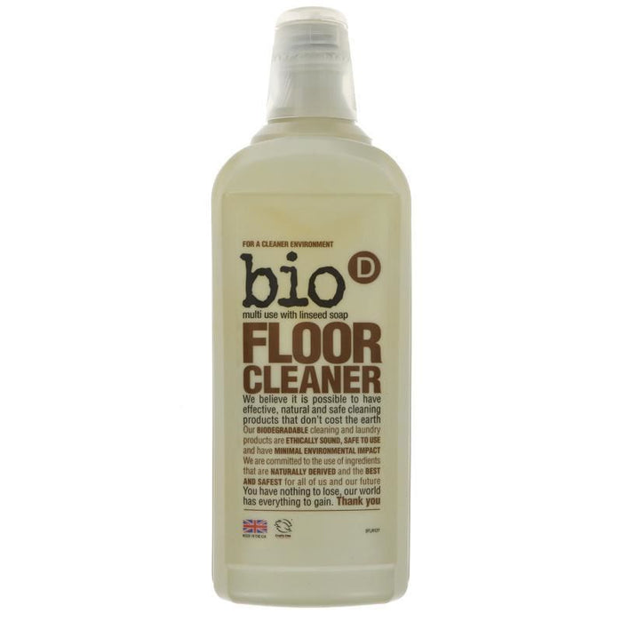Bio D | Floor Cleaner + Linseed Soap | 1 x 750ml