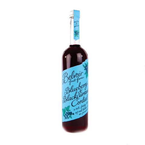 Belvoir | Blueberry Blackcurrant Cordial | 1 x 500ml