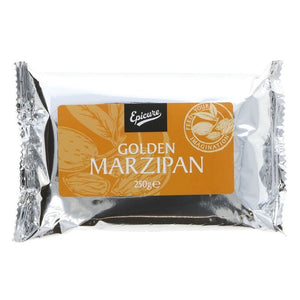 Epicure | Golden Marzipan | 1 X 250g. Sold By Superfood Market