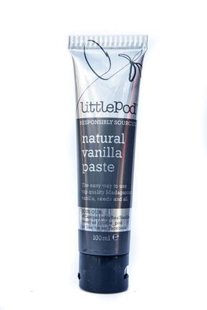 Littlepod | Natural Vanilla Bean Paste | 1 x 100ml | Littlepod