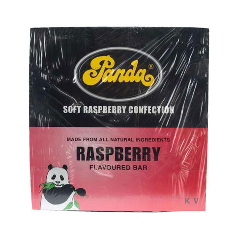 Panda | All Natural Raspberry Bar | 1 X 32g. This Product Is :- Vegan