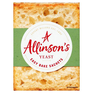Allinson | Easybake Yeast | 1 X 2x7g. Sold By Superfood Market