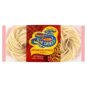 Blue Dragon | Egg Noodles - Medium | 1 x 300g