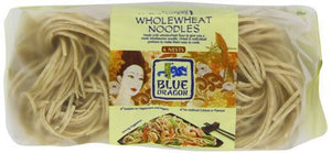 Blue Dragon | Wholewheat Noodle Nests | 1 x 300g | Blue Dragon
