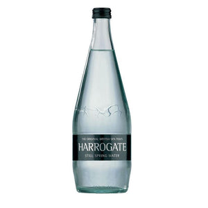 Harrogate Spring Water | Spring Water - Still | 1 x 750 Ml | Harrogate Spring Water