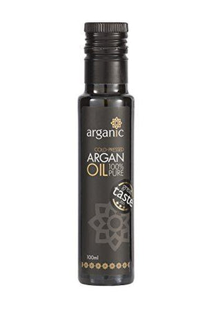Arganic | Arganic 100% Pure Culinary Argan Oil | 1 X 100ml. Sold By Superfood Market