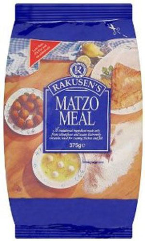 Rakusen | Matzo Meal - Fairtrade | 1 x 375g