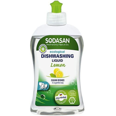 Sodasan | Washing Up Liquid | 1 X 500ml. Sold By Superfood Market