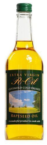R-Oil | Cold Pressed Rapeseed Oil | 1 x 500ml